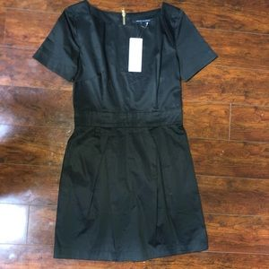 Black Mini French Connection Dress